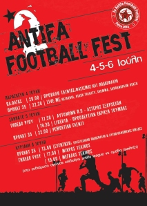 antifa football fest