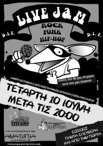 live jam-txns-10-06-15