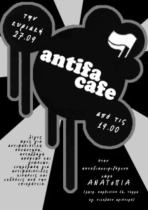 antifa cafe 27-09-15r